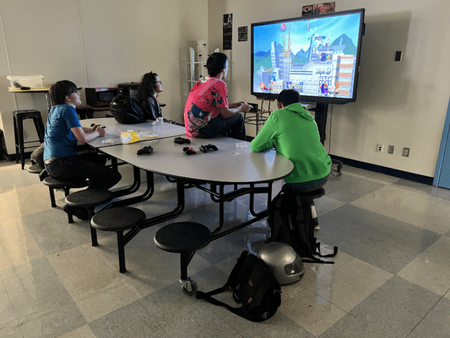 pictures of Game Club